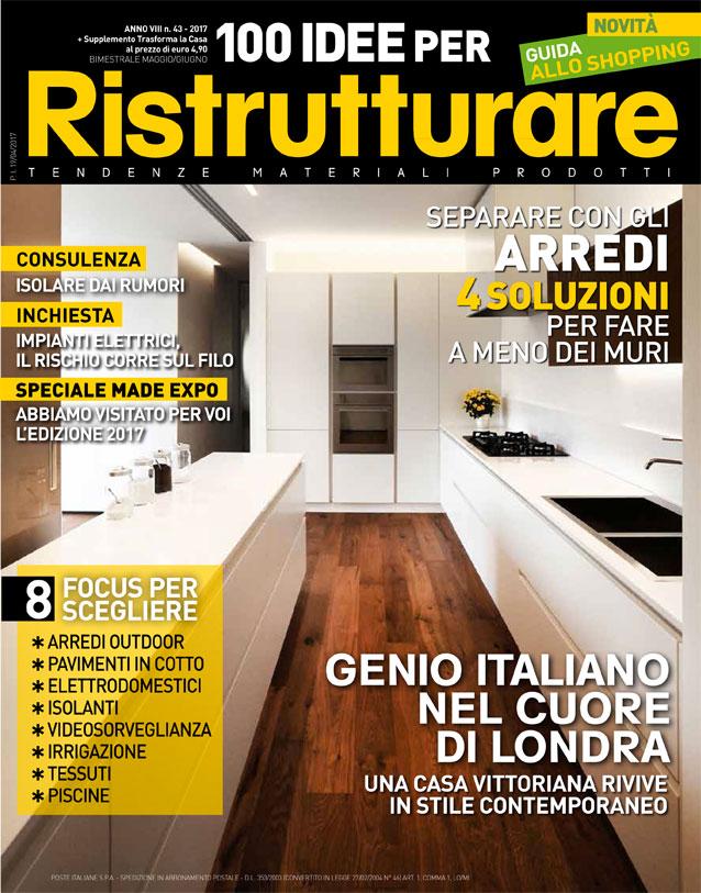 100 idee per ristrutturare may june 2017 palazzo morelli