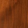 Stained Italian walnut